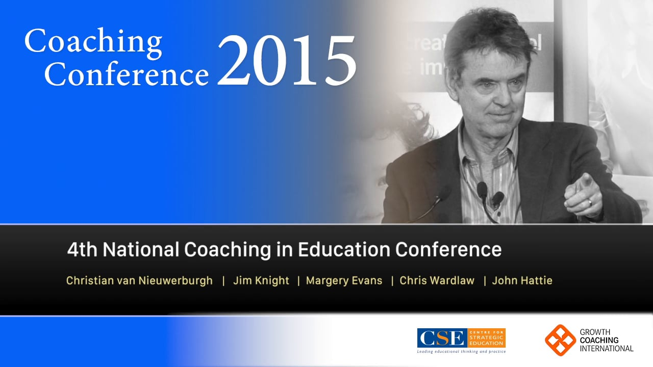 2015 The Coaching Dividend: Growing Professional Capacity