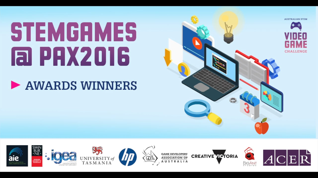 STEM VGC Awards @ PAX