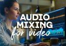 Basic Audio-Mixing for Video
